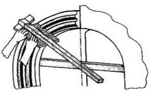 Вытягивание арок