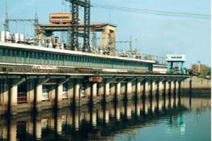 Строительство каневской ГЭС