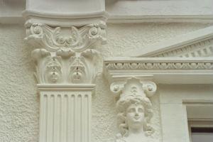 Лепнина и архитектурные тяги