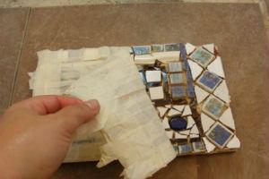 Обратный набор мозаики