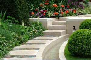 Ландшафтный дизайн в стиле модерн