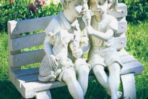 Скульптуры в романтическом стиле