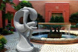 Скульптуры в стиле модерн