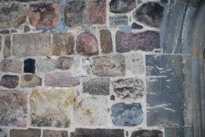 Кладка стен зданий романского стиля