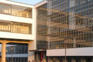 Здание Баухауз - модернизм