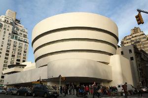 музей Гуггентхейма в Нью-Йорке