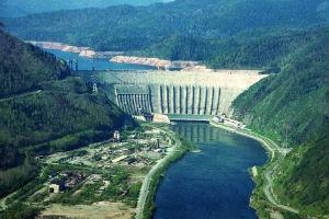 Очередь строительства ГЭС в грузии