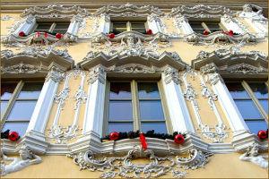 Особенности архитектурного стиля рококо