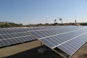 Солнечная электростанция в запорожье