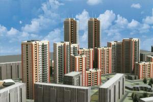 Строительство жилья в украине