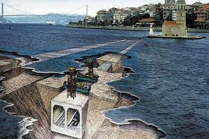 Тоннель в Турции