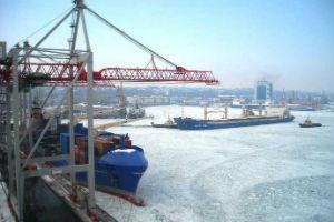 Строительство глубоководного порта в Крыму