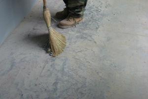 Подготовка бетонных полов под плитку