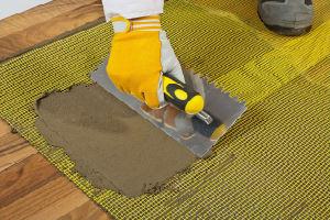 Подготовка деревянных полов под плитку