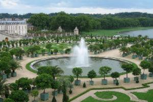 Стиль французский сад