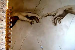 Технология выполнения фресковой росписи