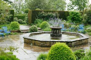 Центр Французского сада