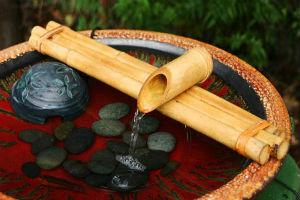 Аксессуары из бамбука