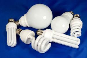Виды современных бытовых ламп освещения