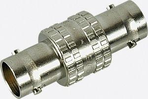 BNC-barrel коннектор для монтажа сетей по технологии 10base2