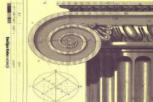 Декоративное оформление колонн