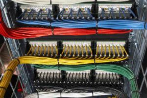виды кабелей для локальных сетей