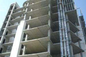 Монолитные междуэтажные перекрытия жилых домов