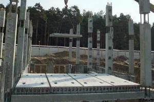 Сборно-монолитные междуэтажные перекрытия жилых домов