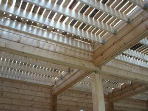 Устройство деревянного пола межэтажного перекрытия, лоджии, балкона, ванны