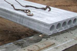 Сборно-железобетонные междуэтажные перекрытия жилых домов