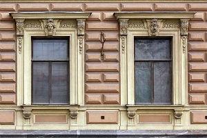 Виды и основные принципы выполнения рустованной фасадной штукатурки