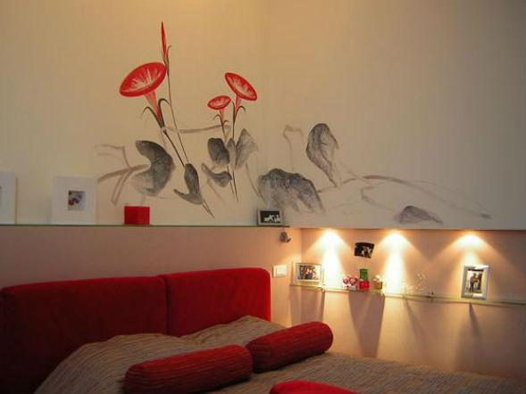 Узоры для визуального увеличения пространства комнаты