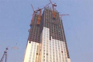 Китайцы построили небоскреб за 19 дней