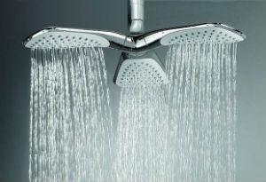 Ротационный душ