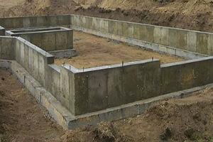 Фундаменты для проблемных участков и грунтов
