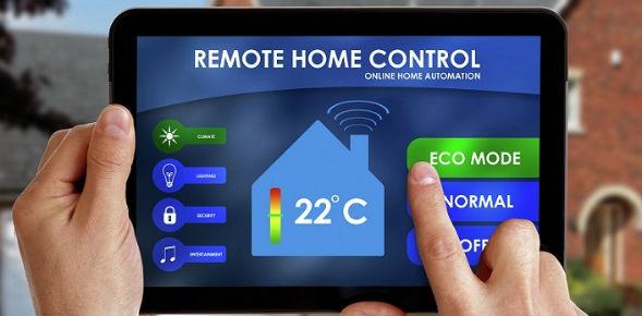 Элементы беспроводного управление системами умного дома