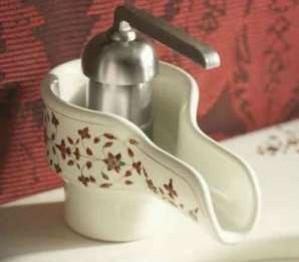 Декоративные керамические смесители