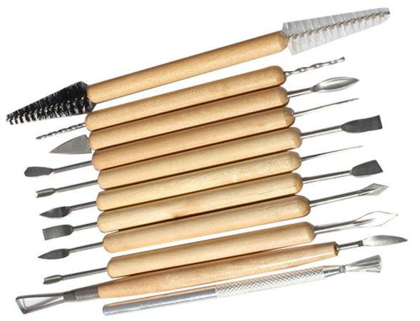 Набор инструментов для резьбы штукатурки сграффито