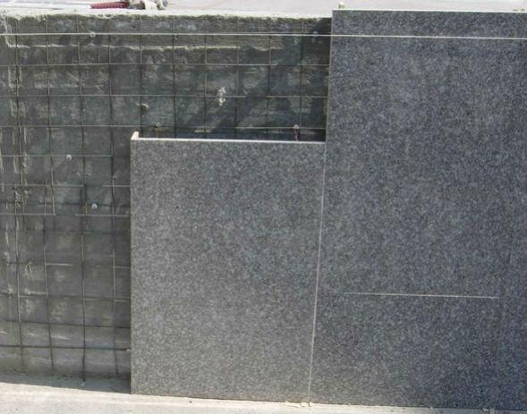 Особенности облицовки цоколя плитами из натурального камня