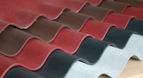 Цементно-волокнистый (безасбестовый) шифер для кровли дома и дачи