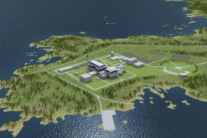 Начало строительства финской АЭС «Ханхикиви-1»