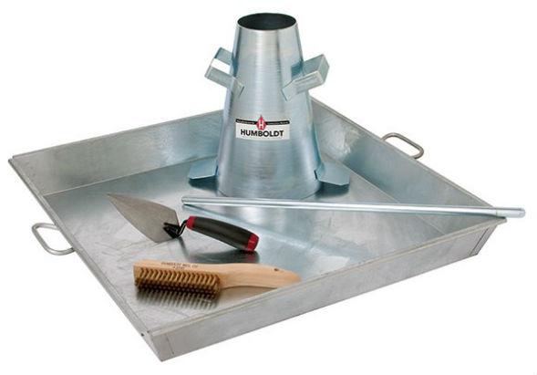 Инструменты для проверки подвижности бетона