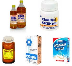 Модифікатори для водних вапняних фарб і рецепти