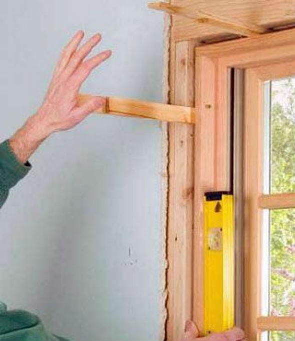 Замена стеклопакета в деревянных окнах своими руками 70