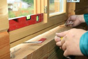 Особенности сборки и монтажа деревянных окон