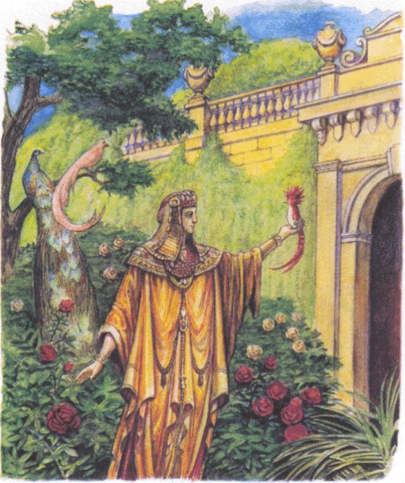 О царице Семирамиде