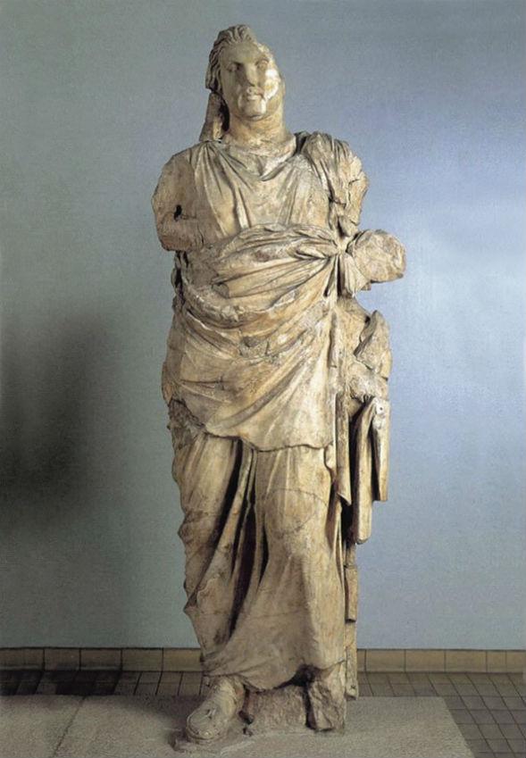 Статуя Мавсола