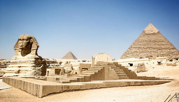 Чудо света Пирамиды