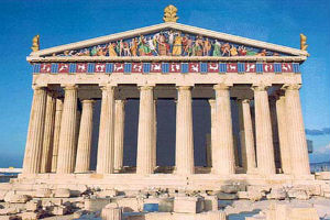 Архитектура Парфенона