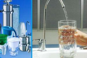 Фильтры воды
